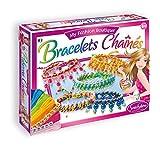 Sentosphère - 848 - Kit Créatif Bijoux - Bracelets Chaînés