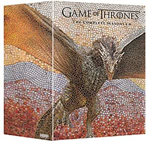 Game of Thrones: The Complete Seasons 1 to 6 (30-Disc Box Set)