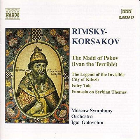 Rimsky-Korsakov - The Maid of Pskov (Ivan the Terrible)
