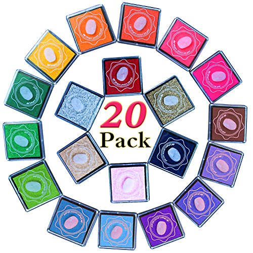 zesgood-20-colours-non-toxic-ink-pads-for-rubbers-stamps-diy-craft-finger-stamp