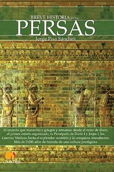 Breve historia de los persas de [Sánchez, Jorge Pisa]