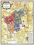 Reproduktion eines Poster Präsentation–Jerusalem The Old City (1996)–61x 81,3cm Poster Prints Online kaufen