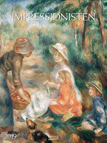 Impressionisten 2019: Kunst Gallery Kalender