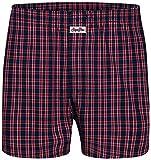 Sugar Pine - Lockere Web-Boxershorts mit klassischen Mustern aus 100% Baumwolle (2000-SPC-1705-L)