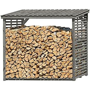 Lager/Regal/Stapelhilfe für Brennholz/Kaminholz/Holzstapel