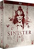 Sinister 1 & 2 - Coffret Blu-Ray