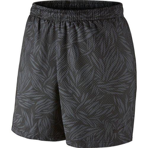 Nike Flow srt-14cm Strm TRP–Shorts Negro (Black / Black)