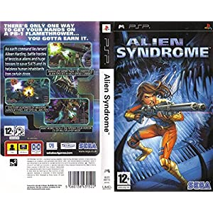 Alien Syndrome [UK Import]