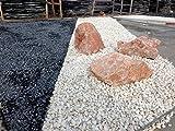 Grava Blanca jardin (Big bag de 1.000 kg.) (6-12 mm.)