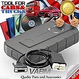 Werkzeuge zur Auto-Untersuchung WoW Snooper V5.008R2,für Auto/LKW, mit integriertem Bluetooth, besser als DS 150