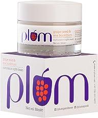 Plum Grape Seed and Sea Buckthorn Nurturance Night Cream, 50ml
