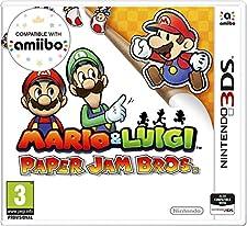 Mario & Luigi: Paper Jam [Importación Inglesa]