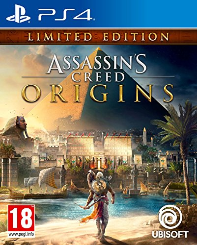 Assassin's Creed Origins - Edición Limitada [Exclusiva Amazon]