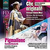 Mayr : Che Originali !, farsa per musica - Donizetti : Pigmalione, scena lirica en un acte