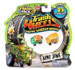 Trash Wheels - Blister de 2 vehículos (Giochi Preziosi 68139)
