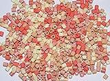 Hama Midi Perlen 207-97 Hautfarben-Mix (Pastell Rot,Beige,Hautfarbe,Creme) 1000 Stk.