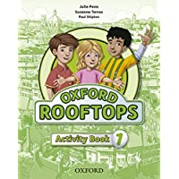 Rooftops 1: Activity Book Pack - 9780194503112