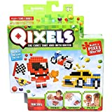 Kanaï Kids – kk87040 – Mini Kit 4 Créations Qixels – Tema Racing