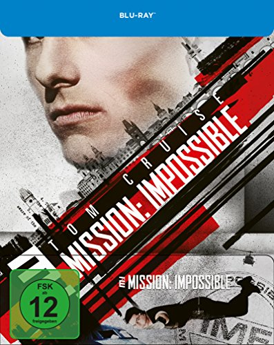 Bild von Mission: Impossible [Blu-ray] limitiertes Steelbook