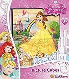 Eichhorn 100003344 - Disney Princess - Bilderwürfel