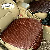 Haosen PU-Leder Sitzbezüge Massage Sitzbezügesets Sitzauflagen Auto Sitzkissen Autozubehör Sitzbezüge