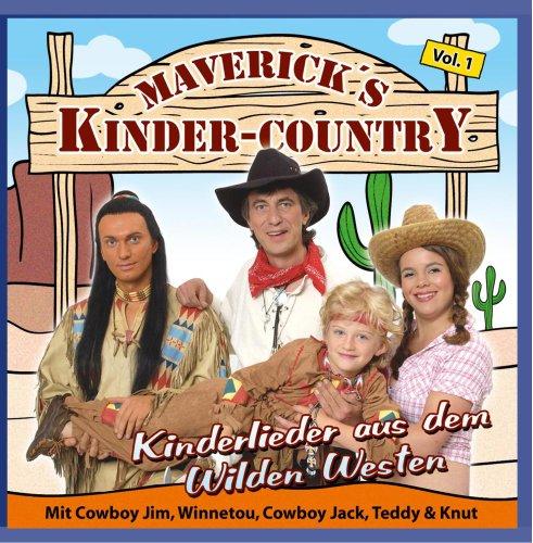 Preisvergleich Produktbild Kinderlieder aus dem Wilden Westen; Kindercountry; Country; Kindermusik; Kinder