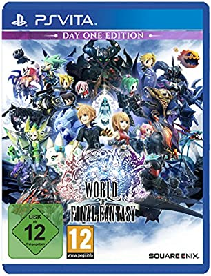World Of Final Fantasy Day One Edition [Importación Alemana]