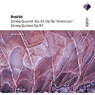 Dvorák : String Quartet No.12 & String Quintet in E flat major - Apex