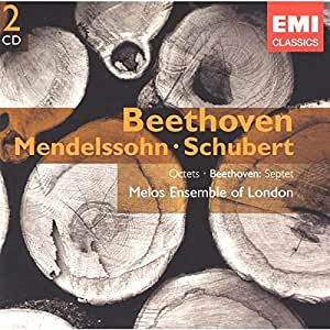 Beethoven, Mendelssohn & Schubert: Octets