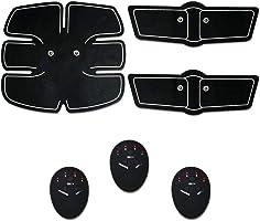 SixPad Vücut Geliştirme Kas ve Masaj Aleti - 2 Adet Kol 1 Adet Karın Bandı