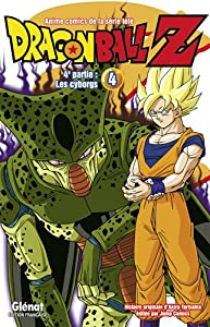 Dragon Ball Z Edition simple Cycle 4 - Les cyborgs - Tome 4