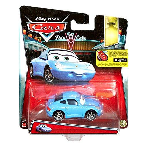 Disney Cars Cast 1:55 - Auto Fahrzeuge Modelle Sort.2 zur Auswahl, Typ:Sally
