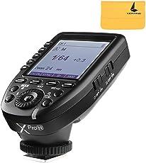 Godox XPrp-N TTL 1/8000s HSS Wireless Flash Trigger Trasmettitore con Professionali Funzioni Supporto i-TTL Flash Autoflash per Nikon DSLR Fotocamera