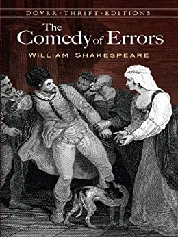 The Comedy of Errors par [Shakespeare, William]