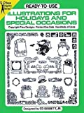 Ready-to-Use Illustrations for Holidays and Special Occasions (Dover Clip-Art)