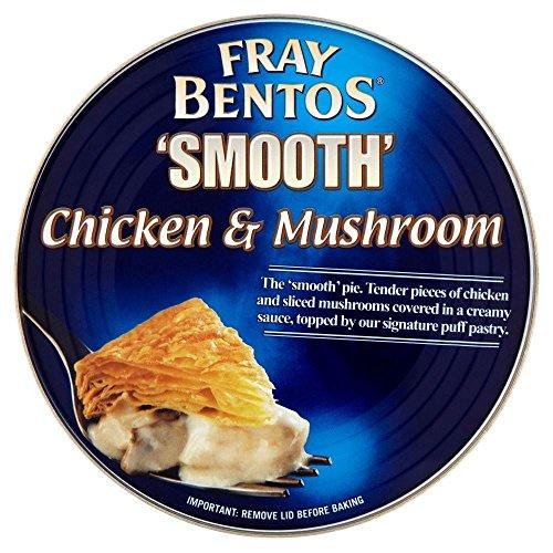 Fray Bentos poulet et tarte aux champignons (475g) - Paquet de 6