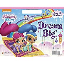 Dream Big! (Shimmer and Shine) (Big Coloring Book)