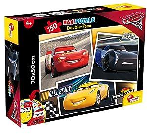 Lisciani Giochi 63987.0Puzzle DF Cars 3Supermaxi 150Cup