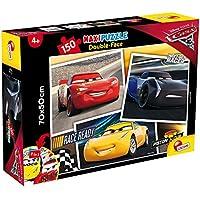 Lisciani Giochi 63987.0 Puzzle DF Cars 3 Supermaxi 150 Cup