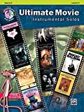 Ultimate Movie Instrumental Solos: Horn in F (Pop Instrumental Solo) (Alfreds Instrumental Play-Along)
