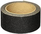 Nastro antiscivolo, alta trazione, forte presa abrasive, non facile lasciare residui di adesivo, da interni ed esterni, nero
