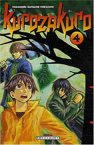 Kurozakuro Edition simple Tome 4