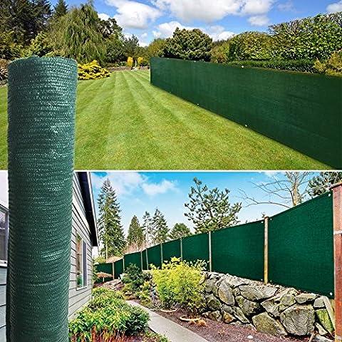 Brise Vue Cloture - ProBache - Brise vue vert 1,8 x