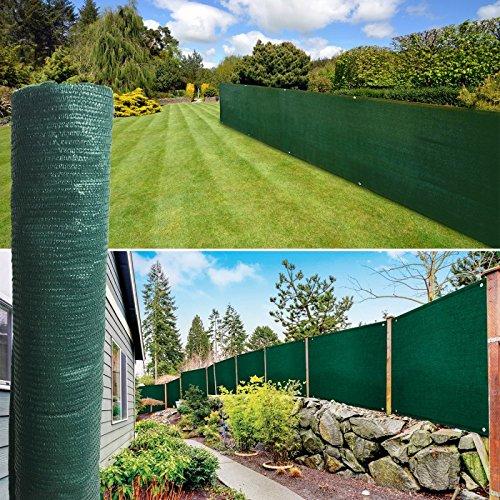Probache - Brise Vue Vert 1,8 x 10 m 90 GR/m² Classique