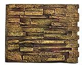 3d Aquarium Rückwand Jack Stone Struktur Module Elemente alle Größen Rock Felsen (60x48 cm)