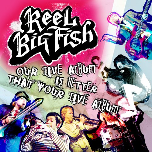 Take On Me (Live) (Take On Me-reel Big Fish)