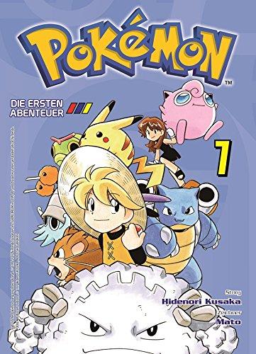 Pokémon – Die ersten Abenteuer: Bd. 7