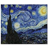 Impressionist Künstler Vincent Van Gogh Berühmte Ölgemälde Replik Leinwand Malerei Wanddekoration HD Wasserdichte Digitaldrucke Auf Leinwand Landschaft Dekor Für Wohnzimmer (FG004, 40x50cm)