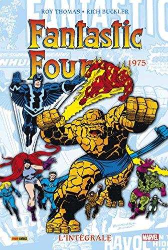 Fantastic Four l'Intégrale, Tome 14 : 1975 par Collectif