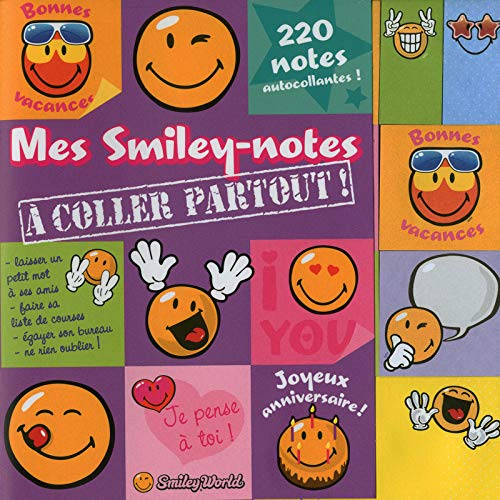 Mes Smiley-Notes